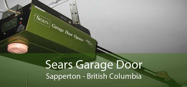 Sears Garage Door Sapperton - British Columbia
