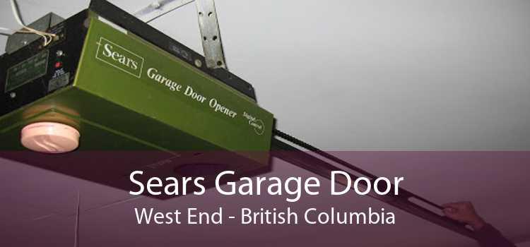 Sears Garage Door West End - British Columbia