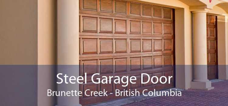 Steel Garage Door Brunette Creek - British Columbia