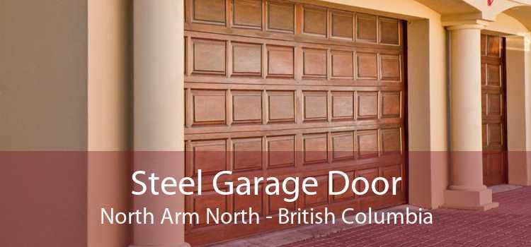 Steel Garage Door North Arm North - British Columbia