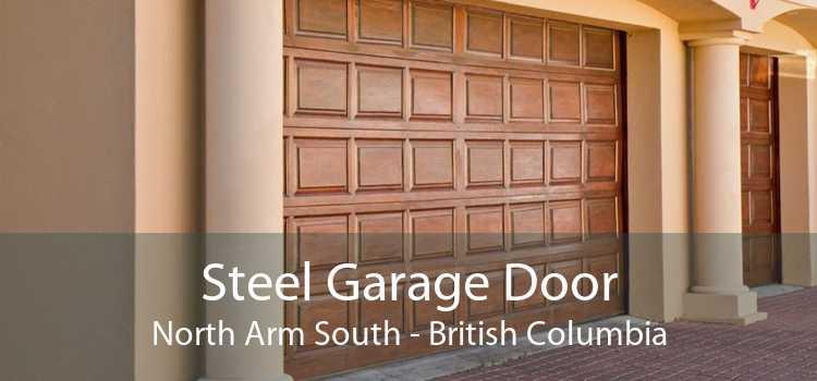 Steel Garage Door North Arm South - British Columbia