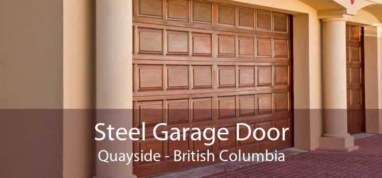 Steel Garage Door Quayside - British Columbia