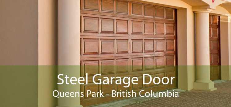 Steel Garage Door Queens Park - British Columbia