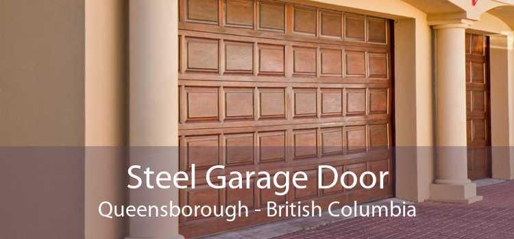 Steel Garage Door Queensborough - British Columbia