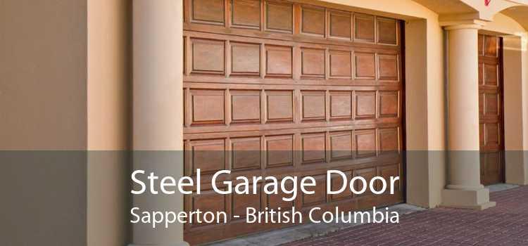 Steel Garage Door Sapperton - British Columbia