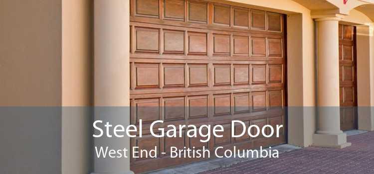 Steel Garage Door West End - British Columbia