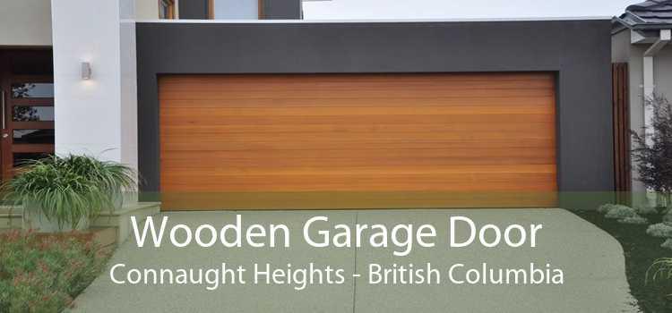 Wooden Garage Door Connaught Heights - British Columbia