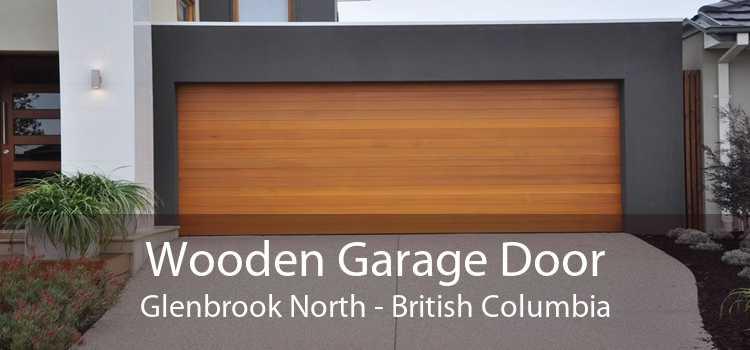 Wooden Garage Door Glenbrook North - British Columbia