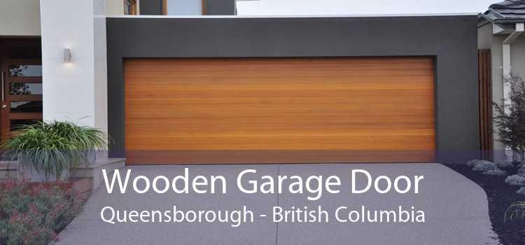 Wooden Garage Door Queensborough - British Columbia